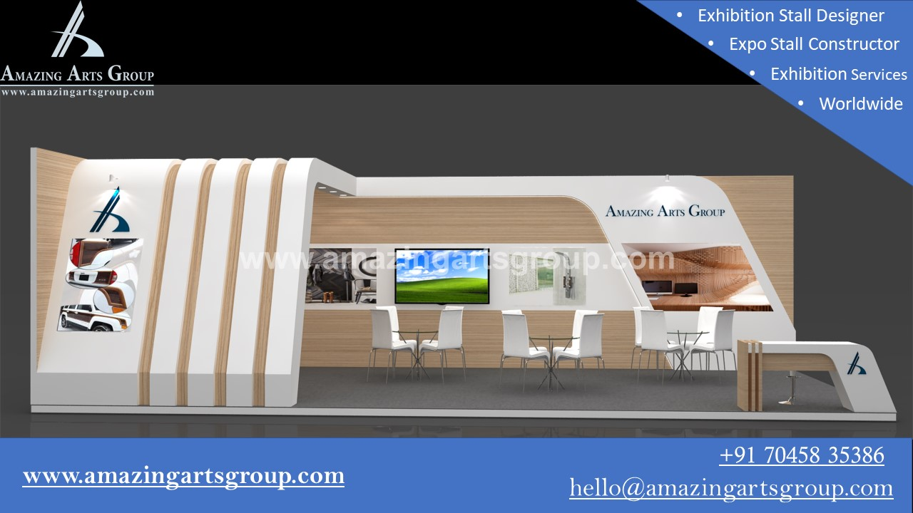 Checklist For Exhibition Booth : Exhibition booth fabricator
